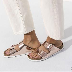 Birkenstock Arizona soft footbed sandals
